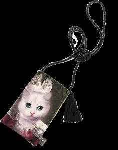 Pochette bandoulière pour téléphone