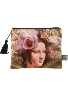 toiletry bag madone & papillon