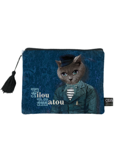 toiletry  bag Filou Matou