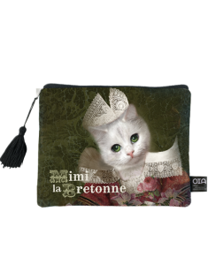 toiletry  bag Mimi la Bretonne